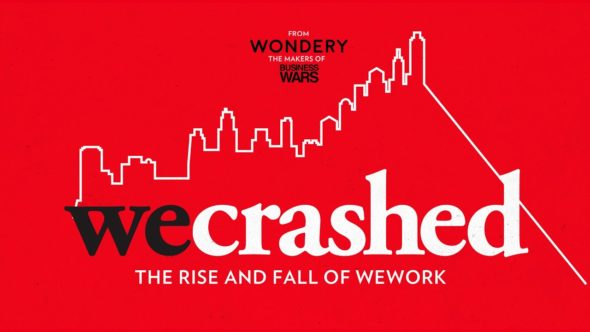 WeCrashed podcast from Wondery