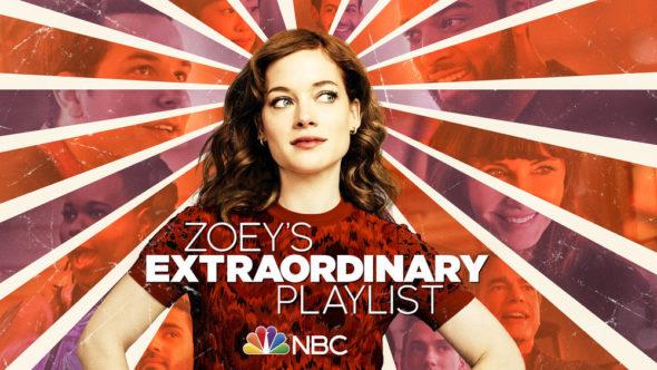 Zoey's Extraordinary Playlist TV show on NBC: season 2 ratings