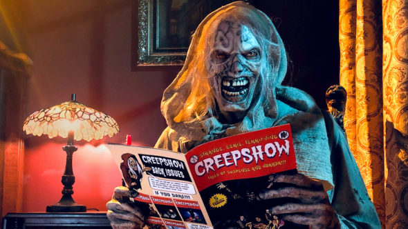 Creepshow TV Show on Shudder: canceled or renewed?
