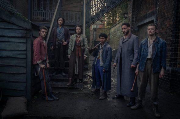 The Irregulars TV Show on Netflix: canceled or renewed?