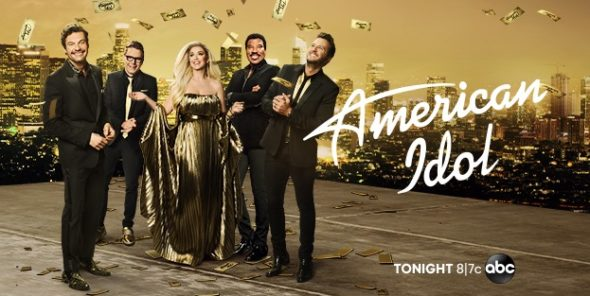 American Idol TV show on ABC: season 19 ratings