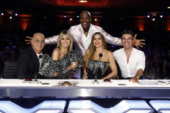 America's Got Talent TV show on NBC: season 16