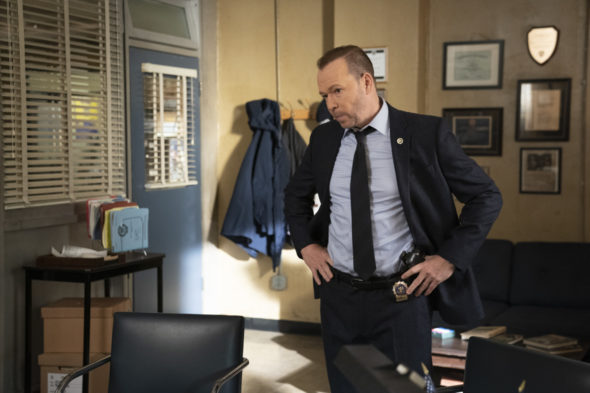 Blue Bloods TV Show on CBS: canceled or renewed?