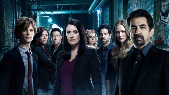 Criminal Minds TV Show on CBS: canceled or renewed?