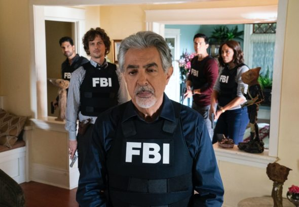 Criminal Minds TV show on Paramount+: season 16 revival