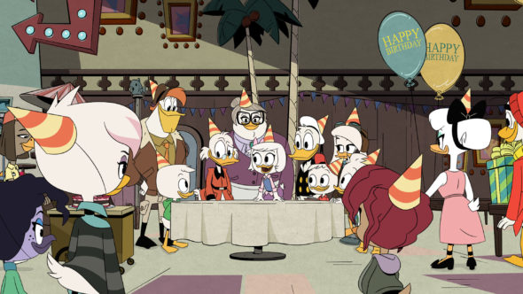 DuckTales TV Show on Disney XD: canceled or renewed?