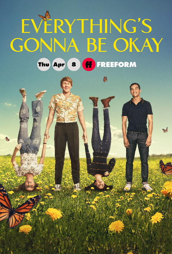 Everything's Gonna Be Okay TV show on Freeform: season 2 premiere date