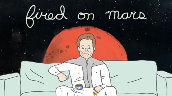 Fired on Mars TV show on HBO Max: canceled or renewed?