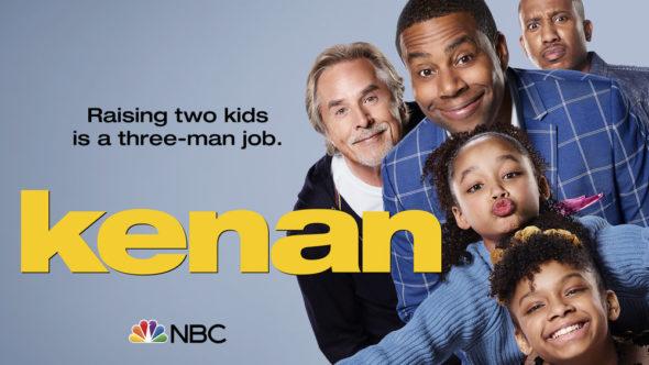 Kenan TV show on NBC: season 1 ratings