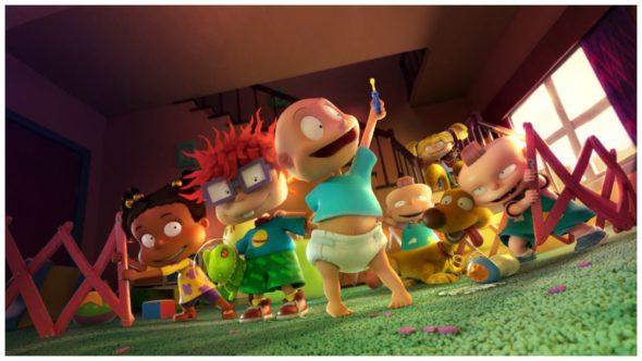 Rugrats TV show on Paramount+: (canceled or renewed?)