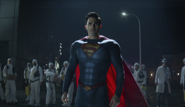 Superman & Lois TV show on The CW: canceled or renewed for season 2?