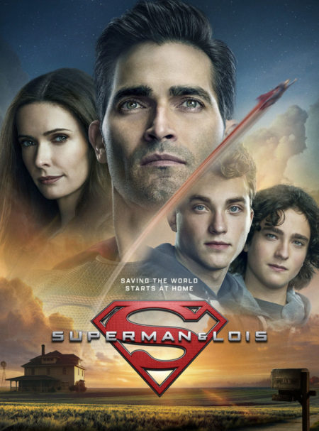 Superman Lois TV show on The CW: canceled or renewed?