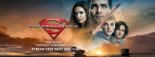 Superman & Lois TV show on The CW: season 1 ratings