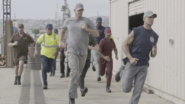 Tough As Nails TV show on CBS: canceled or renewed for season 3?