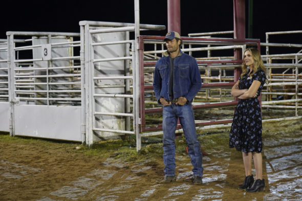 Walker TV Show on The CW: canceled or renewed?