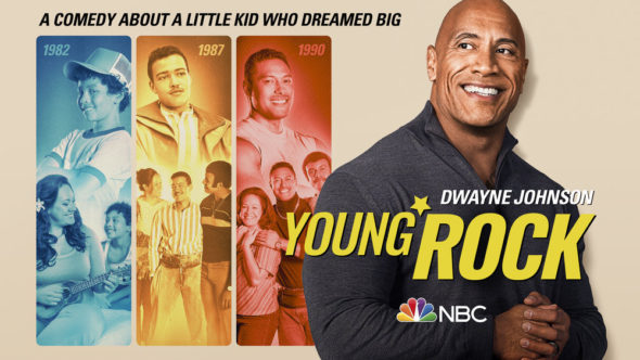 Young Rock TV show on NBC: canceled or renewed?