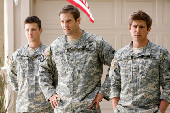 Enlisted TV Show on FOX: canceled or renewed?