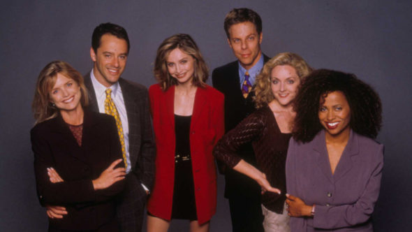 Ally McBeal TV Show on FOX: canceled or renewed?