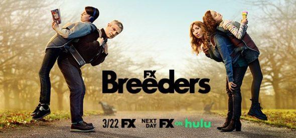 Breeders TV show on FX: season 2 ratings