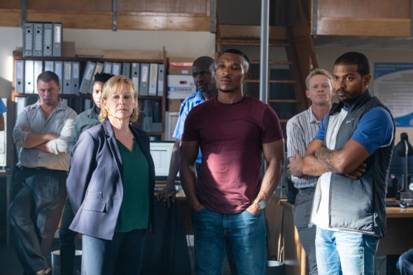 Bulletproof TV Show on The CW: canceled or renewed?