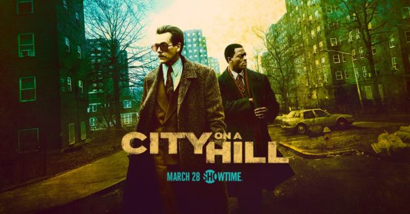 City on a Hill TV show on Showtime: season 2 ratings