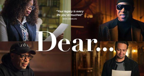 Dear... TV Show on Apple TV+: canceled or renewed?