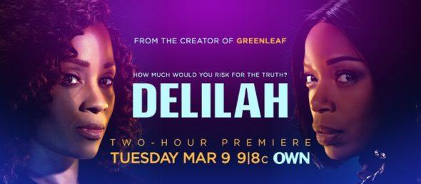 Delilah TV show on OWN: season 1 ratings