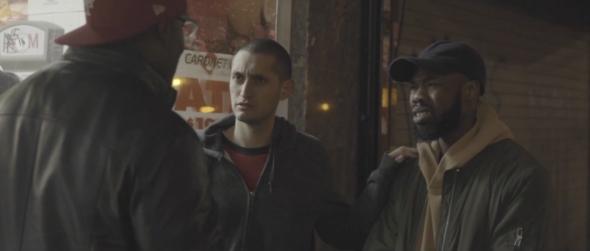 Flatbush Misdemeanors TV show on Showtime