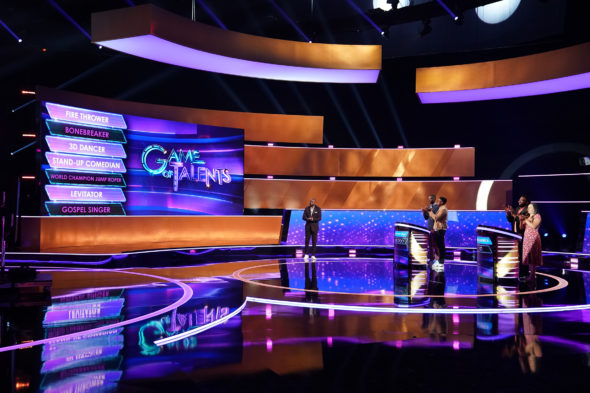 Game of Talents TV show on FOX: canceled or renewed for season 2?