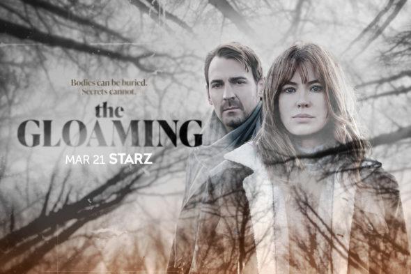 The Gloaming TV show on Starz: season 1 ratings (canceled or renewed for season 2?)
