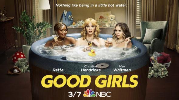 Good Girls TV show on NBC: season 4 ratings