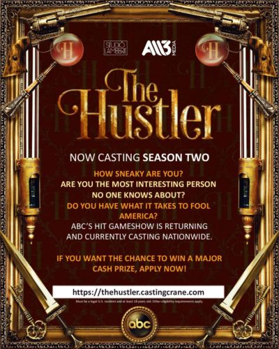The Hustler TV show on ABC: season 2 renewal and casting
