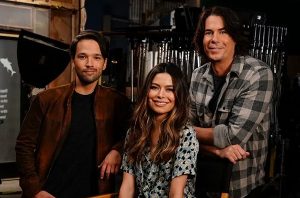 iCarly TV show revival on Paramount+