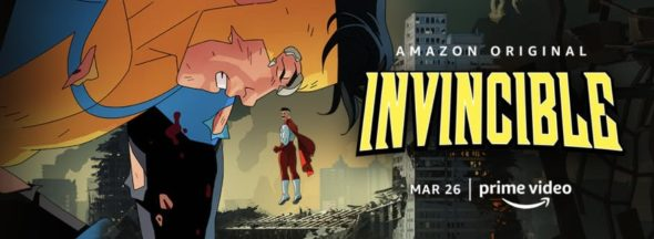 Invincible TV show on Amazon Prime Video: canceled or renewed for season 2?