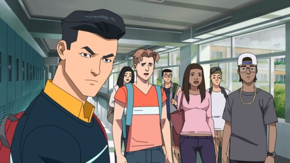 Invincible on Amazon Prime Video: cancelled? season 2? (release date) -  canceled + renewed TV shows - TV Series Finale