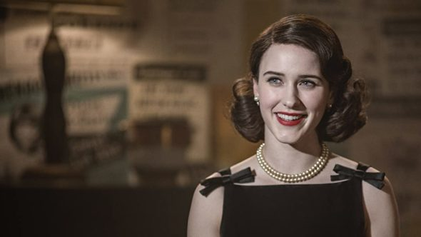 The Marvelous Mrs. Maisel TV show on Amazon Prime: canceled or renewed?