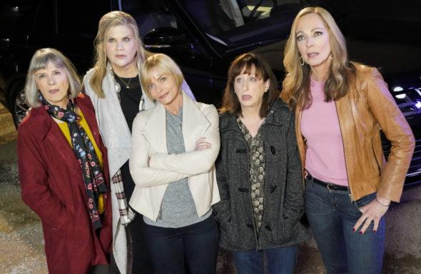 Mom TV show on CBS: canceled, no season 9