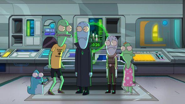 Solar Opposites TV show on Hulu: canceled or renewed?