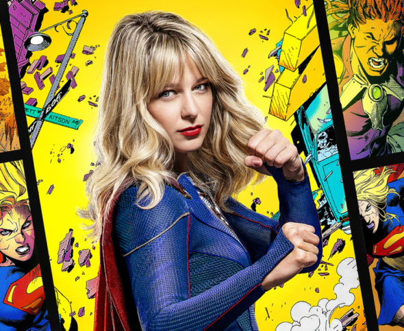 Supergirl TV show on The CW: season 6 final season premiere date