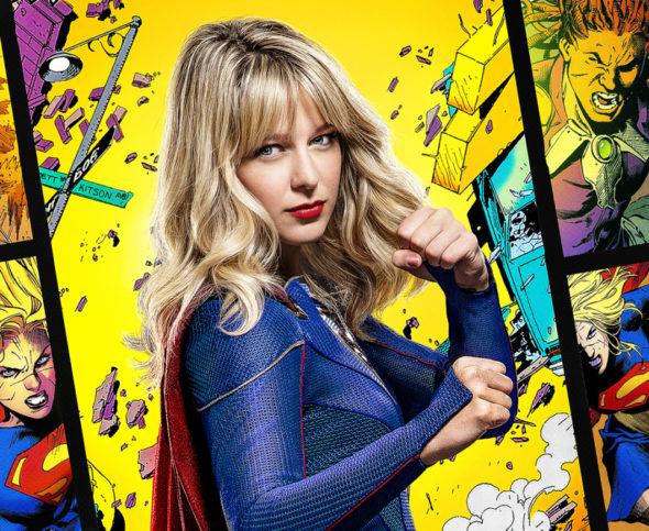 Programa de televisión de Supergirl en The CW: estreno de la sexta temporada