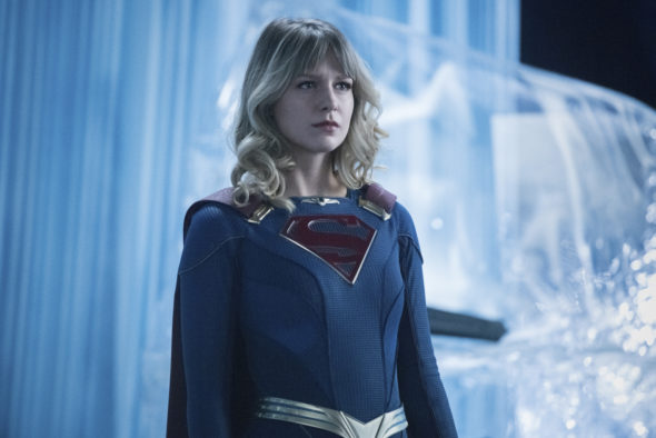 Supergirl TV show on The CW: canceled or renewed for season 7?
