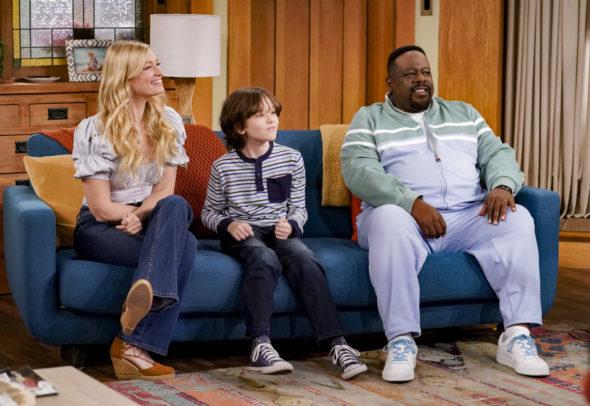 The Neighborhood TV show on CBS: (canceled or renewed?)