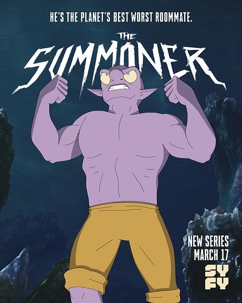 The Summoner TV Show on SyFy: canceled or renewed?