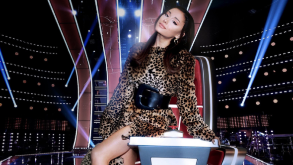 The Voice TV show on NBC: season 21 renewal with Ariana Grande