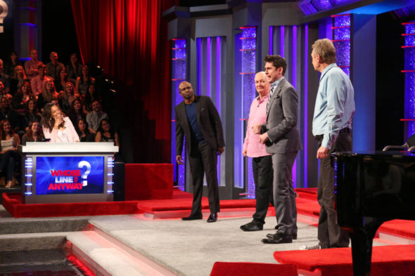 Whose Line Is It Anyway? TV show on The CW: canceled or renewed?