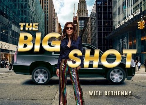 The Big Shot with Bethenny TV Show on HBO Max: canceled or renewed?
