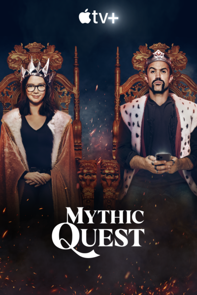 Mythic Quest TV Show on Apple TV+: canceled or renewed?