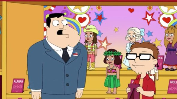 American Dad! TV show on TBS: canceled or renewed for season 17?