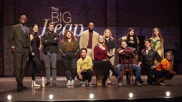 The Big Leap TV show on FOX ordered