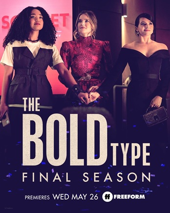 The Bold Type TV show on Freeform: (canceled or renewed?)